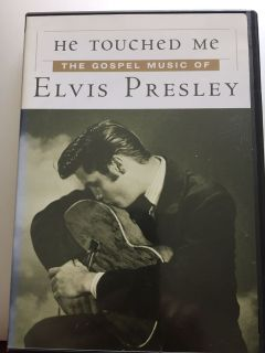 He Touched Me Elvis Presley DVD