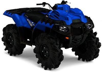 2017 Polaris Sportsman 850 High Lifter Edition Sport-Utility ATVs Leesville, LA