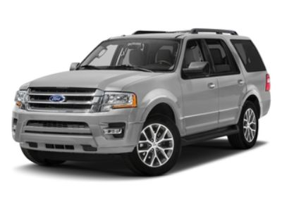 2017 Ford Expedition XLT (INGOT SILVER)