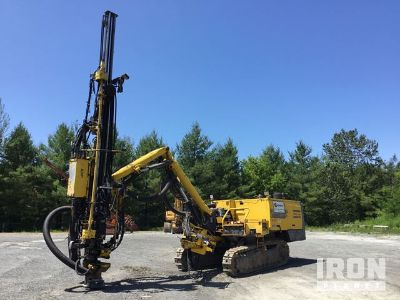 Atlas Copco D7 Crawler Mounted Blast Hole Drill