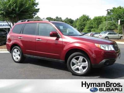 Used 2009 Subaru Forester 4dr Auto