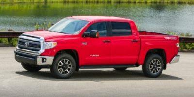 2016 Toyota Tundra Grade (Radiant Red)