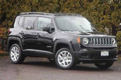 2018 Jeep Renegade (black)