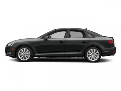 2018 Audi A4 Tech Premium Plus (Mythos Black Metallic)