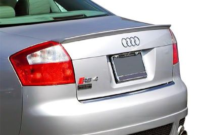 Purchase New 06-07 Audi A4 Lip Spoilers Spoiler & Wings, ABS Plastic ABS214A-UNPAINTED motorcycle in Roanoke, Texas, US, for US $134.95
