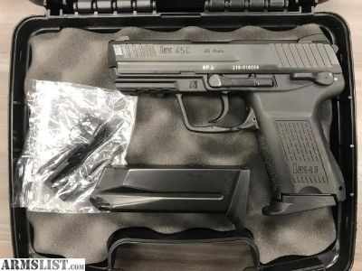 For Sale: HK45 Compact 45ACP