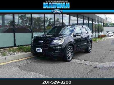 New 2019 Ford Explorer 4WD