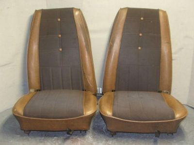 Find 70 Mustang Mach 1 High Back Bucket Seats with Auto Seat Back Release Grande Rare motorcycle in Jacksonville, Florida, US, for US $695.00