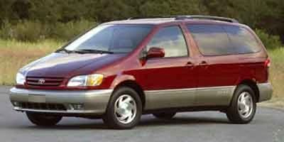 2001 Toyota Sienna CE ()