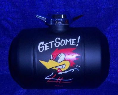 Sell fuelies spun aluminum gas tank/ rat rod /gasser tank motorcycle in Hutchinson, Kansas, United States, for US $260.00
