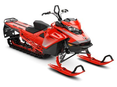 2019 Ski-Doo Summit X 165 850 E-TEC SS PowderMax Light 3.0 H_ALT Mountain Snowmobiles Island Park, ID