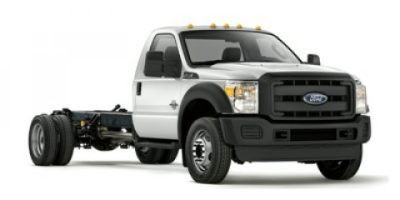 2015 Ford F-550 XL (White)