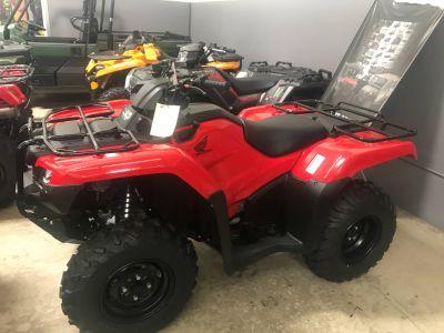 2018 Honda FourTrax Rancher 4x4 Utility ATVs Corona, CA