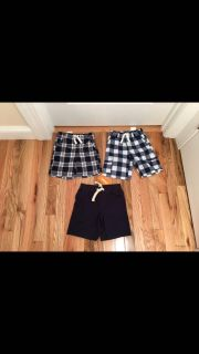 Gymboree Shorts. Size 3t. New with Tags. $7 each or all for $18!