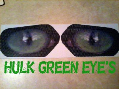 "Buy Polaris RZR 800 HULK GREEN Eyes USA TRACKING ""ORIGINAL RUKINDCOVERS"" motorcycle in Medina, Ohio, United States, for US $18.00"