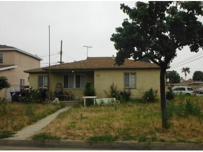 3 Bed 1 Bath Preforeclosure Property in Downey, CA 90240 - Blandwood Rd