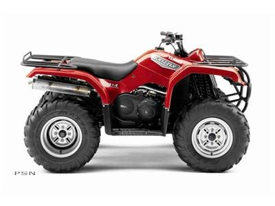 2007 Yamaha Grizzly 350 Auto. 4x4 Utility ATVs Eagle Bend, MN