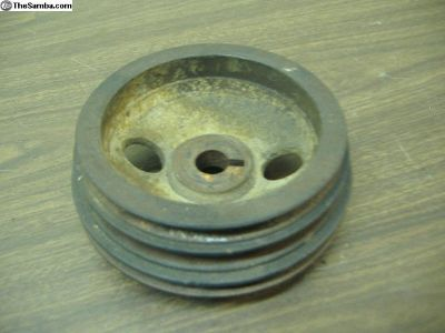 VW Vanagon Pulley 83 - 91 rear crankshaft