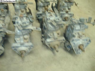 VW Diesel injection pump cores 068 130 107 A