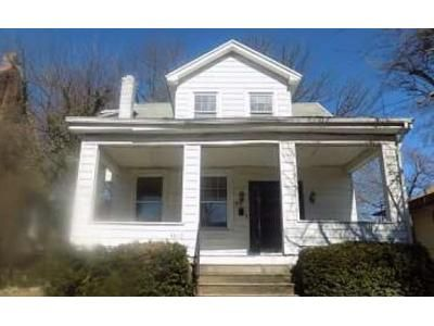 3 Bed 1.5 Bath Foreclosure Property in Baltimore, MD 21216 - Norfolk Ave