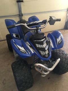 Yamaha kids 4wheeler power wheel