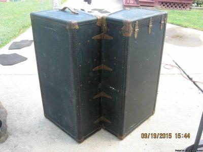 1900 steamer trunk