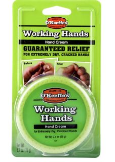New Working Hands cream