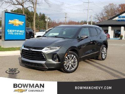 2019 Chevrolet Blazer (Gray Metallic)