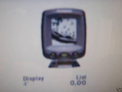 Sell FISHFINDER HUMMINBIRD PIRANNAMAX 137-4072601 WITH TEMP FISHING ELECTRONICS SALE motorcycle in Osprey, Florida, US, for US $169.99