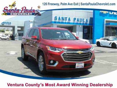 New 2019 Chevrolet Traverse FWD 4dr