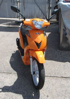 2018 Genuine Scooters VENTURE 50 250 - 500cc Scooters New Haven, CT