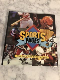 Sports Pages Binder