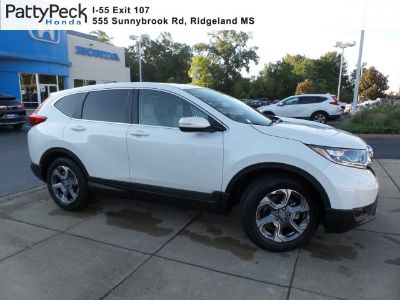 2018 Honda CR-V EX-L (White Diamond Pearl)