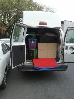 1-2 men & van -- MOVING --DELIVERING .347-424-7022