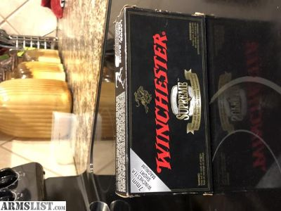 For Sale: Winchester ammo