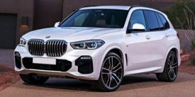 2019 BMW X5 xDrive40i (White)