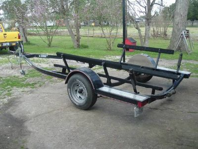 Tracker Marine TV-18 Boat Trailer