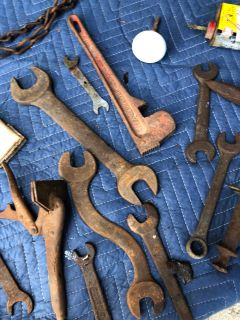 Old tools and more