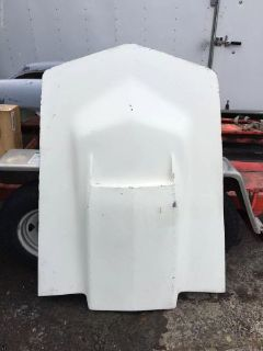 Purchase 1968-72 Corvette Baldwin Motion Style Hood 1969 1970 1971 1972 C3 Shark motorcycle in Portland, Oregon, United States, for US $800.00