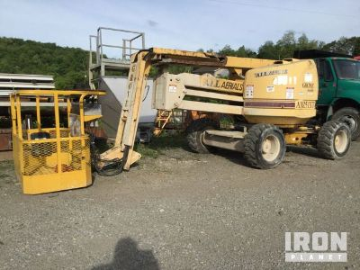 Grove AMZ51XT 4WD Diesel Telescopic Boom Lift