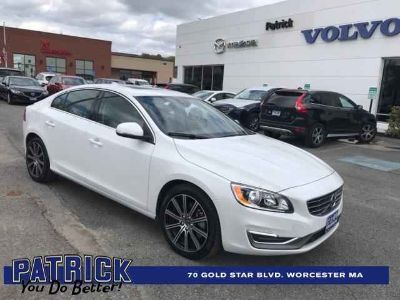 Used 2018 Volvo S60 T5 AWD