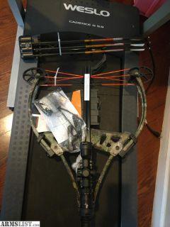 For Sale: Bear torrix crossbow