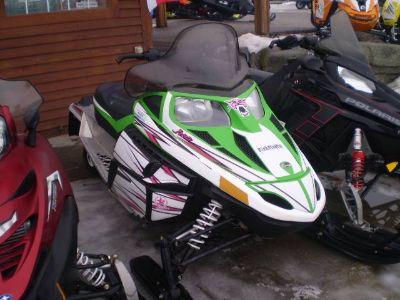 2014 Arctic Cat F5 Trail Sport Snowmobiles Lancaster, NH