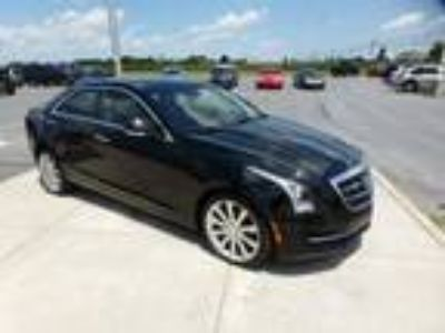 Used 2017 CADILLAC ATS For Sale