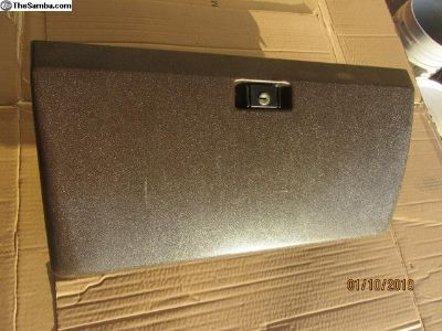 vanagon brown glove box K-2