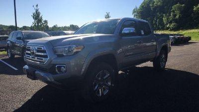 2018 Toyota Tacoma Limited (Silver)