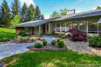 331 Blairmont Drive BOONE Four BR, A mix of contemporary and