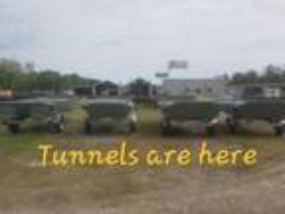 Copes Trailers - Southfork Tunnel Hulls Are Here