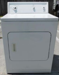 KENMORE LARGE CAPACITY ELECTRIC DRYER