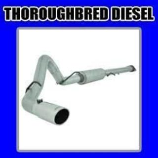Buy MBRP Gas Exhaust 07-11 GM 1500 Denali 6.2L CC-SB Cat Back Single Side s5064AL motorcycle in Winchester, Kentucky, US, for US $334.99